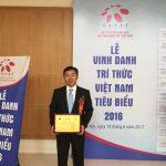Tien si Nguyen Thai Son DHTV
