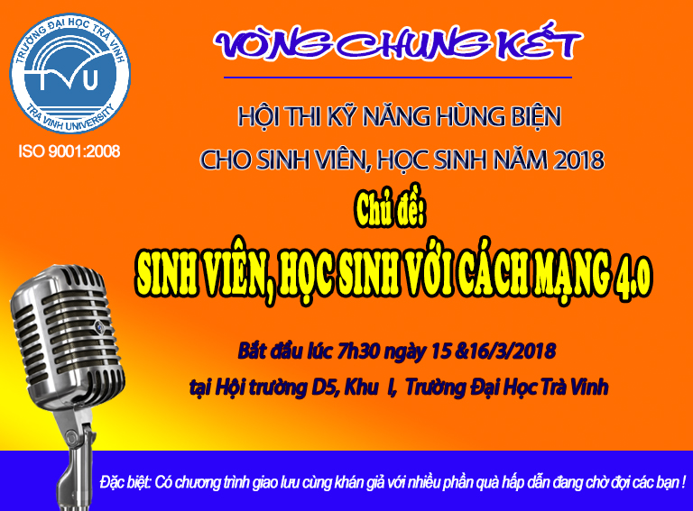 Đại học Trà Vinh tuyển sinh 2017
