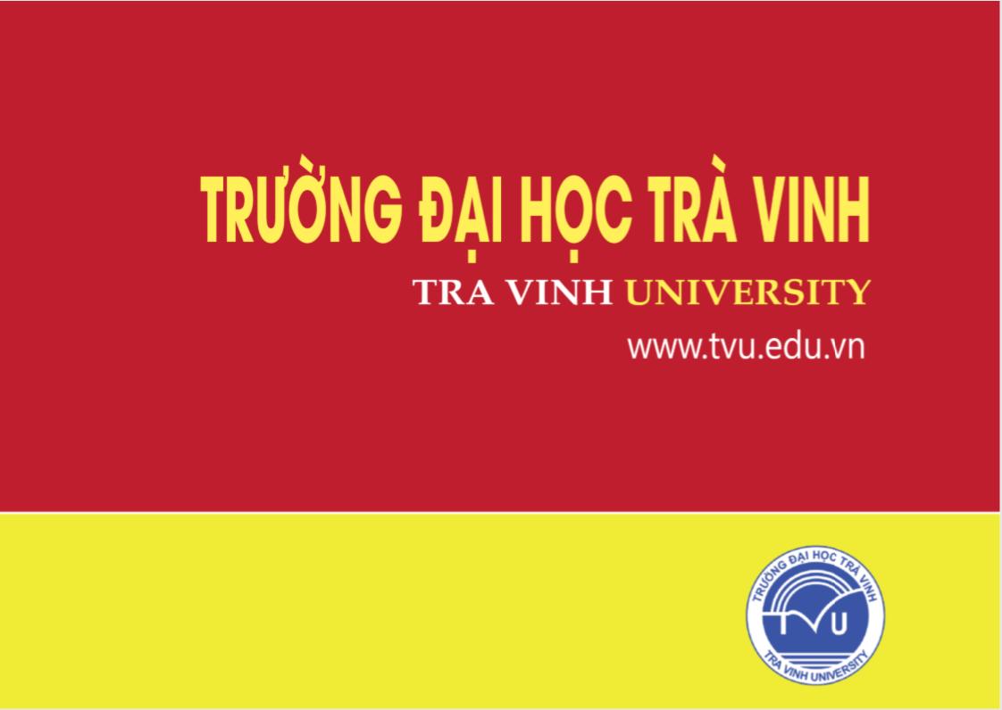 Tổng quan TVU 2019